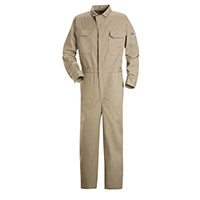 b4929142daa8 Bulwark Flame Resistant Excel-FR Deluxe Cotton Coverall