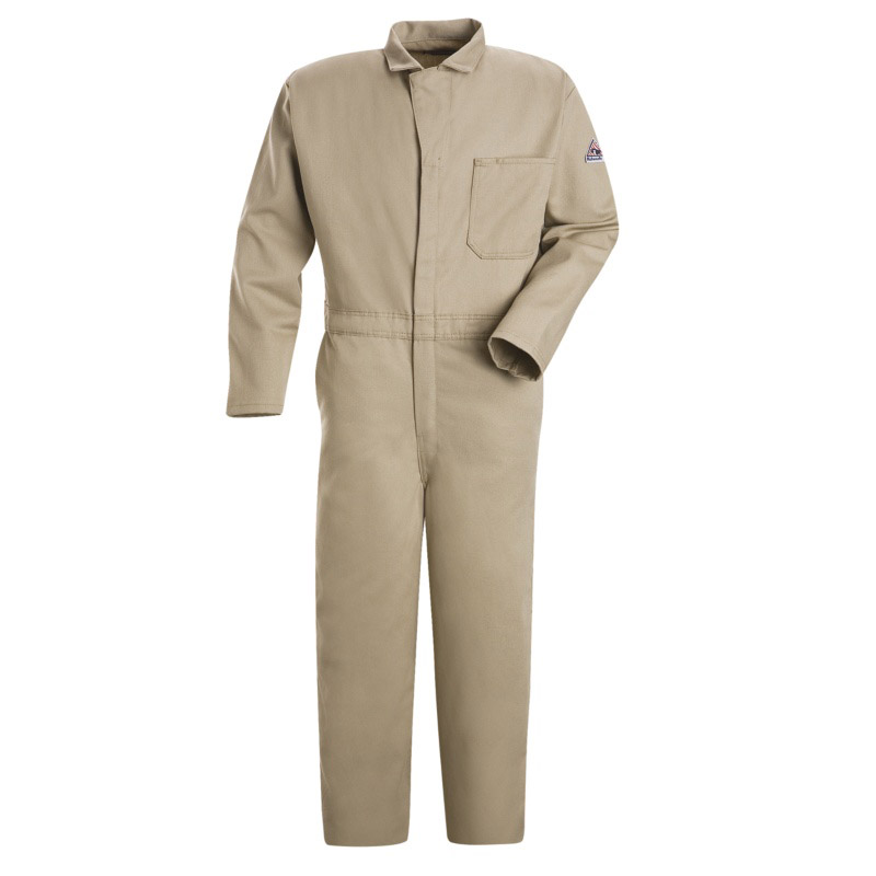 5b953602a95b Bulwark Flame Resistant Excel-FR Cotton Classic Coveralls - Click for Large  View. Click to enlarge