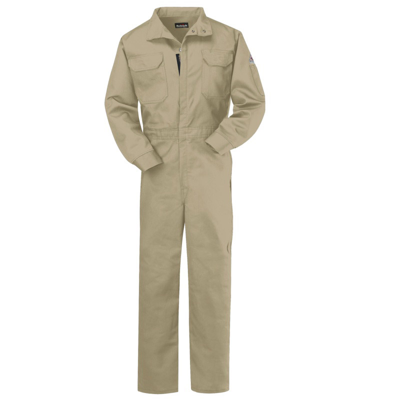 2e38944a467a Click to enlarge. Bulwark Flame Resistant Excel-FR Comfortouch Deluxe  Coverall