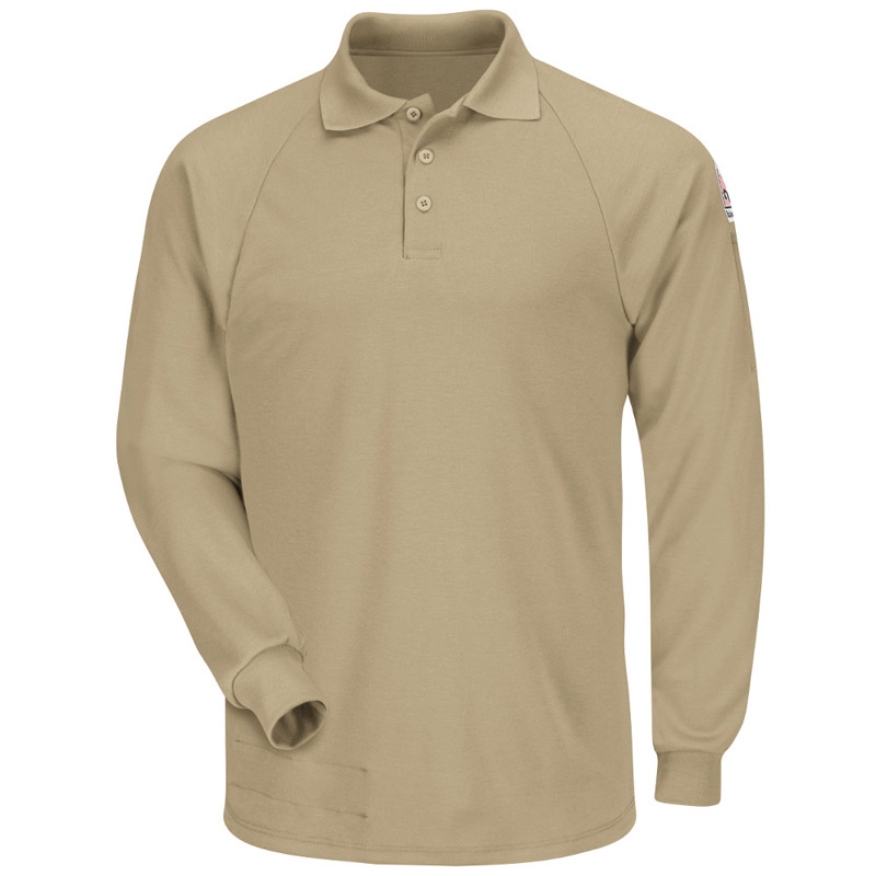 Bulwark flame resistant cool touch 2 long sleeve classic for Bulwark flame resistant shirts